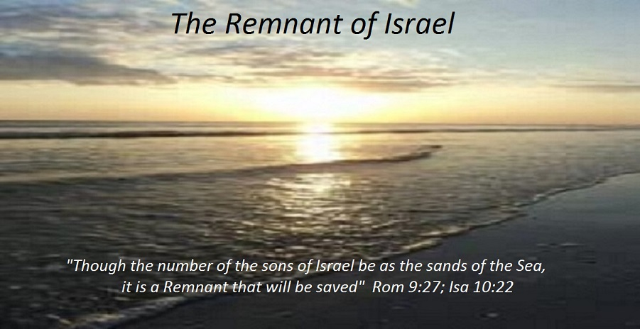 Image result for the remnant of israel